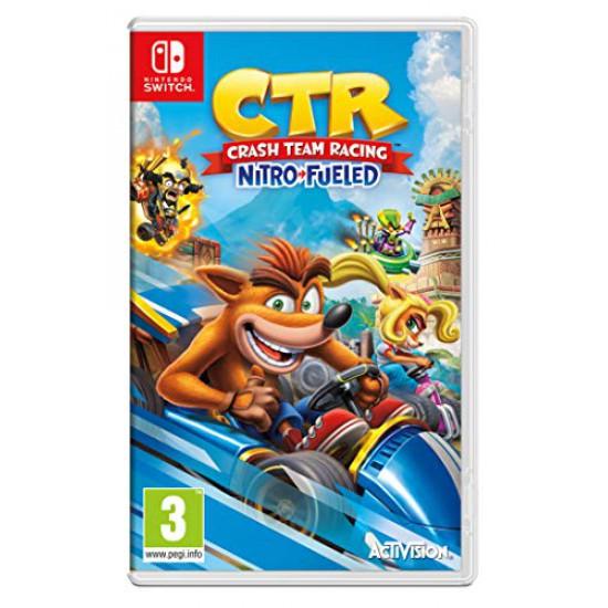 (USED ) Crash Team Racing Nitro-Fueled (Nintendo Switch)  (USED )