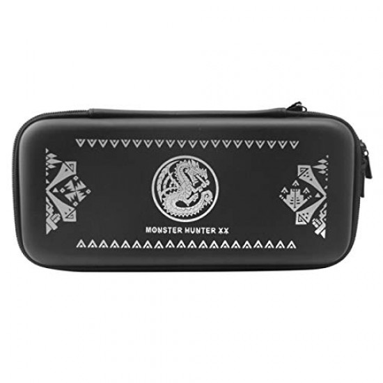 Super Mario Odyssey Carrying Case with 10 Slots for Nintendo Switch
