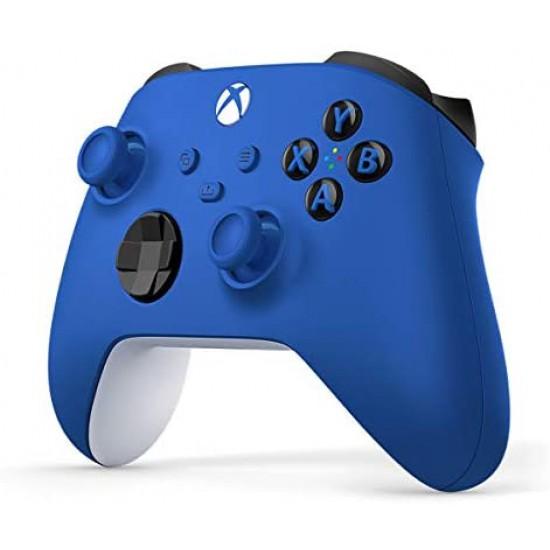 Xbox Wireless Controller – Blue Xbox Series X