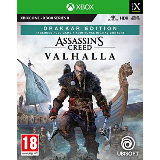 Assassins Creed Valhalla Drakkar Edition (Xbox One) (xbox X Series)