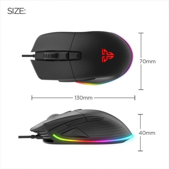Fantech UX1 Hero Ultimate Macro RGB Gaming Mouse