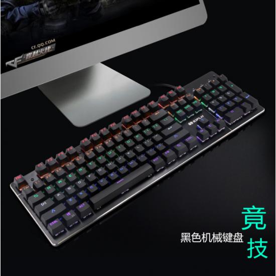 Eipln Mechanical Gaming Keyboard Compact E96D