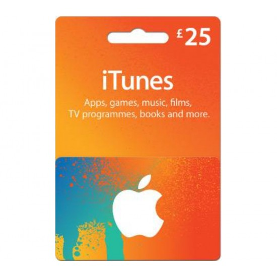 25$ iTUNE - For Apple,Ipone (US)