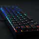 Motospeed CK61 Wired Mechanical RGB Gaming Keyboard [Black]