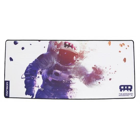 RANSOR Gaming MoozePad XL - Spaceman White Edition