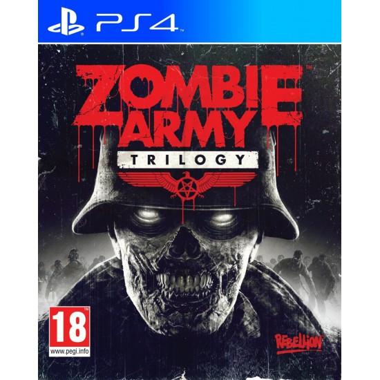 Zombie Army Trilogy - PlayStation 4