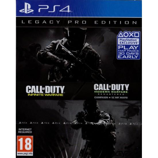 Call of Duty: Infinite Warfare Legacy PRO Edition - playstation 4