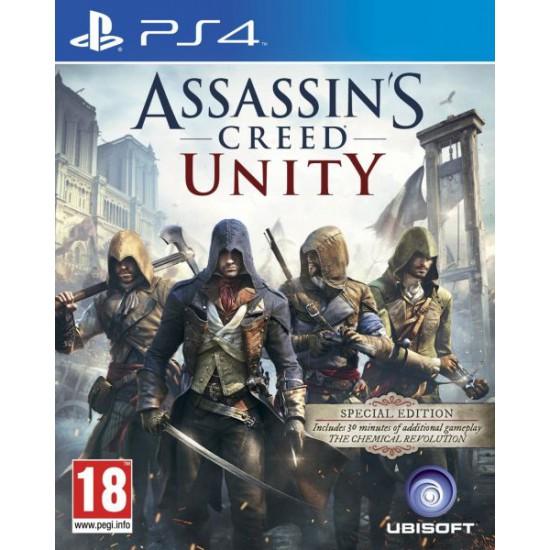 Assassin's Creed Unity (Region1) - PlayStation 4