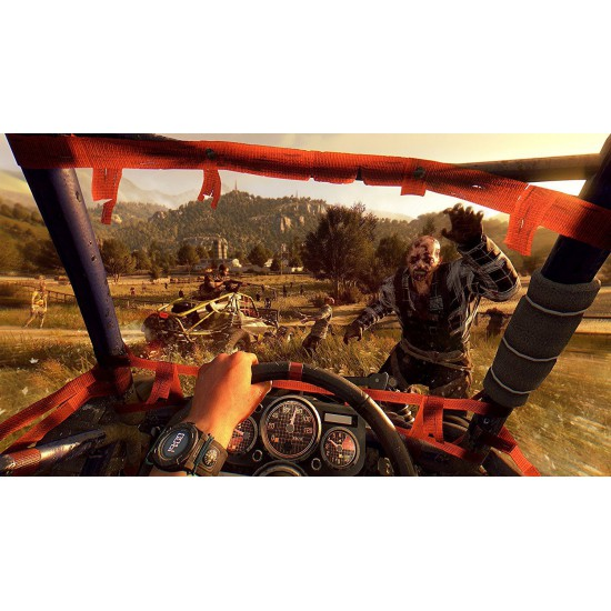 (USED) Dying Light: The Following - Enhanced Edition (USED) - PlayStation 4