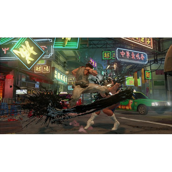 (USED) Street Fighter V Standard Edition - PlayStation 4 (USED)