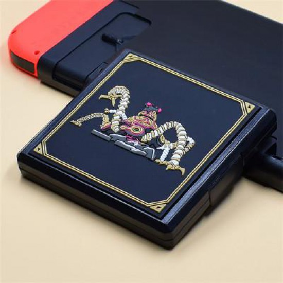 For Nintend Switch Accessories Portable Game Cards Case Shockproof Hard Shell Storage Box For Nintendo Switch NS Games