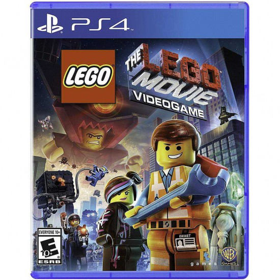 (USED) The LEGO Movie Videogame - PlayStation 4 (USED)