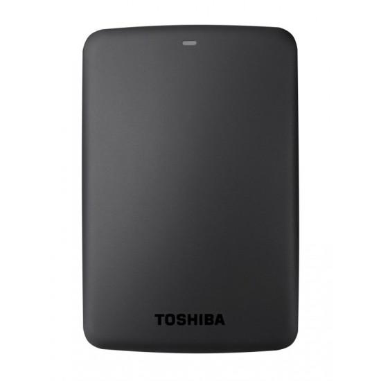 Toshiba Canvio Basics 2TB Portable External Hard Drive - Black