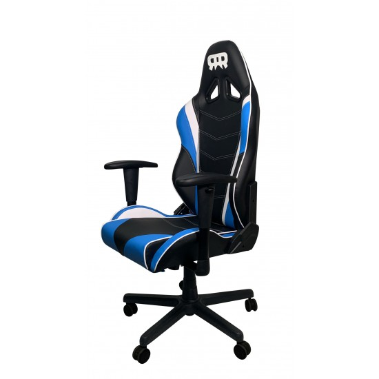 RANSOR Gaming Victory Chair – Black/Blue
