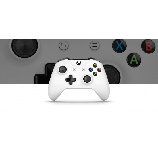 (USED) Xbox Wireless Controller - White (USED)